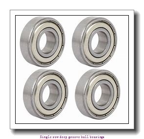 50 mm x 80 mm x 16 mm  SNR 6010.EEC3 Single row deep groove ball bearings