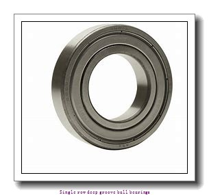 55 mm x 90 mm x 18 mm  SNR 6011.ZZC3 Single row deep groove ball bearings