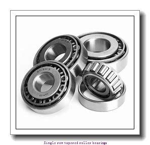 NTN 4T-42687 Single row tapered roller bearings