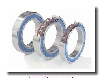 55 mm x 80 mm x 13 mm  skf S71911 ACB/HCP4A Super-precision Angular contact ball bearings
