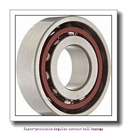 160 mm x 220 mm x 28 mm  skf 71932 ACD/P4AH1 Super-precision Angular contact ball bearings