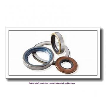 skf 110X145X12 CRW1 R Radial shaft seals for general industrial applications
