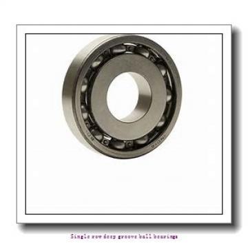 60 mm x 95 mm x 18 mm  NTN 6012LLUC2/5K Single row deep groove ball bearings
