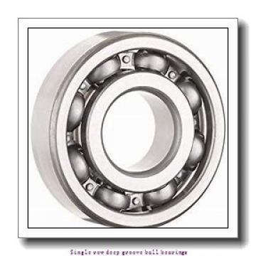 45,000 mm x 75,000 mm x 16,000 mm  NTN 6009LU Single row deep groove ball bearings