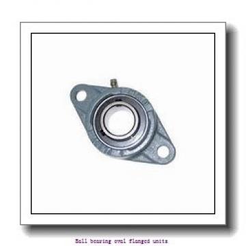skf UCFL 210 Ball bearing oval flanged units