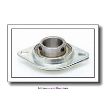 skf PFT 25 FM Ball bearing oval flanged units