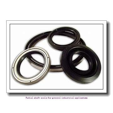 skf 52X72X8 HMSA10 RG Radial shaft seals for general industrial applications