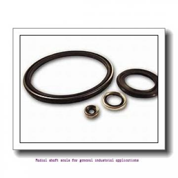 skf 160X190X15 CRW1 V Radial shaft seals for general industrial applications