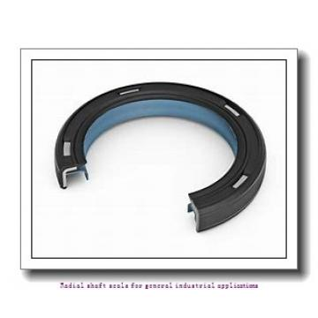 skf 125X146X14 CRSA1 P Radial shaft seals for general industrial applications