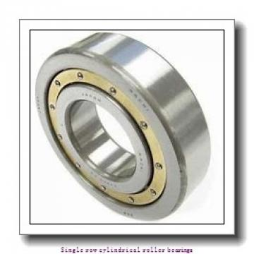 30 mm x 72 mm x 19 mm  NTN NUP306ET2XC3U Single row cylindrical roller bearings