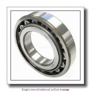 50 mm x 90 mm x 20 mm  NTN NUP210NR Single row cylindrical roller bearings