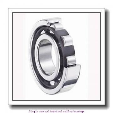 45 mm x 85 mm x 23 mm  NTN NUP2209U Single row cylindrical roller bearings