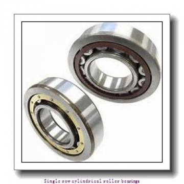 55 mm x 120 mm x 43 mm  NTN NUP2311ET2DZ Single row cylindrical roller bearings