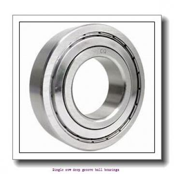 60 mm x 95 mm x 18 mm  NTN 6012LLU/5K Single row deep groove ball bearings