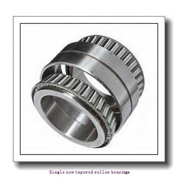 41,275 mm x 93,662 mm x 31,75 mm  NTN 4T-46162/46368 Single row tapered roller bearings