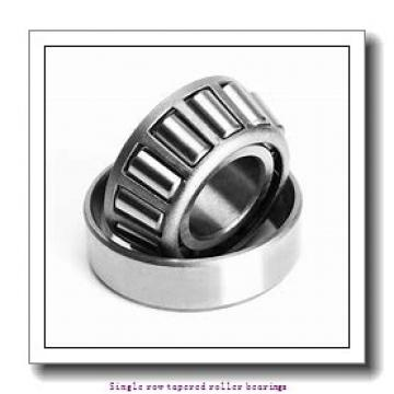 NTN 4T-3875 Single row tapered roller bearings