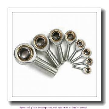 skf SIR 100 ES Spherical plain bearings and rod ends with a female thread