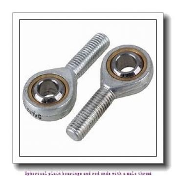 skf SA 60 ES-2LS Spherical plain bearings and rod ends with a male thread