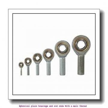 skf SALKB 10 F Spherical plain bearings and rod ends with a male thread