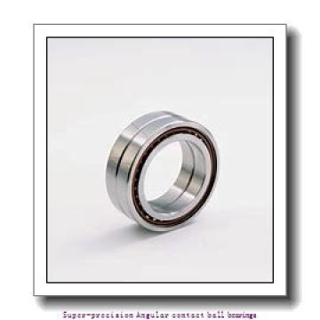 50 mm x 72 mm x 12 mm  skf S71910 ACD/P4A Super-precision Angular contact ball bearings