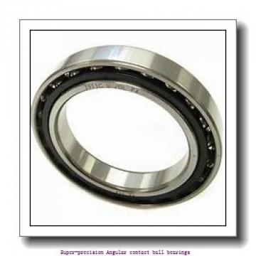 35 mm x 72 mm x 17 mm  skf S7207 CD/HCP4A Super-precision Angular contact ball bearings