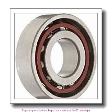 35 mm x 55 mm x 10 mm  skf S71907 CE/HCP4A Super-precision Angular contact ball bearings