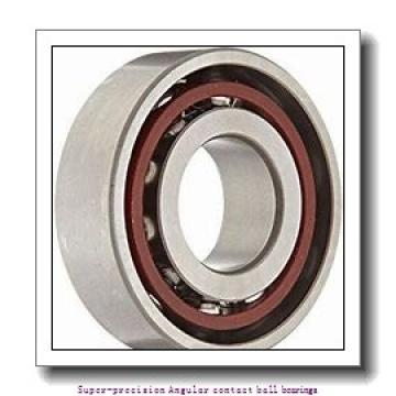 90 mm x 140 mm x 24 mm  skf 7018 ACD/HCP4A Super-precision Angular contact ball bearings