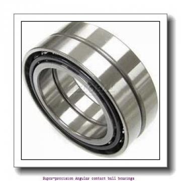 110 mm x 200 mm x 38 mm  skf 7222 ACD/P4A Super-precision Angular contact ball bearings