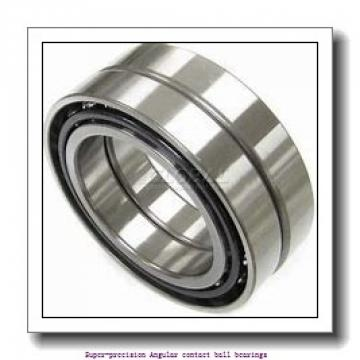 55 mm x 90 mm x 18 mm  skf 7011 ACE/HCP4AL Super-precision Angular contact ball bearings