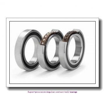 10 mm x 26 mm x 8 mm  skf 7000 ACE/P4AH Super-precision Angular contact ball bearings
