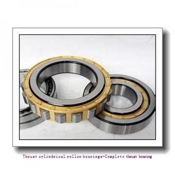 30,000 mm x 52,000 mm x 4.25 mm  NTN 81206 Thrust cylindrical roller bearings-Complete thrust bearing
