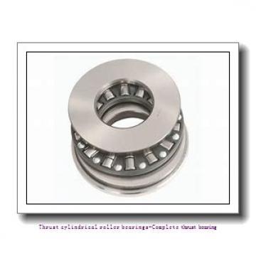 NTN 87417 Thrust cylindrical roller bearings-Complete thrust bearing