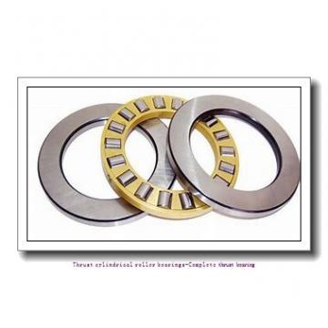 NTN 81126 Thrust cylindrical roller bearings-Complete thrust bearing