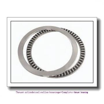 NTN 81210T2 Thrust cylindrical roller bearings-Complete thrust bearing