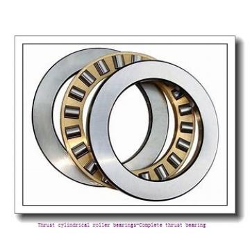 NTN 81209T2 Thrust cylindrical roller bearings-Complete thrust bearing