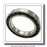 8 mm x 19 mm x 6 mm  skf 719/8 CE/HCP4A Super-precision Angular contact ball bearings
