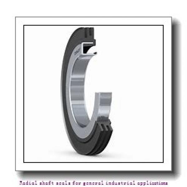 skf 50X85X10 HMSA10 V Radial shaft seals for general industrial applications #1 image