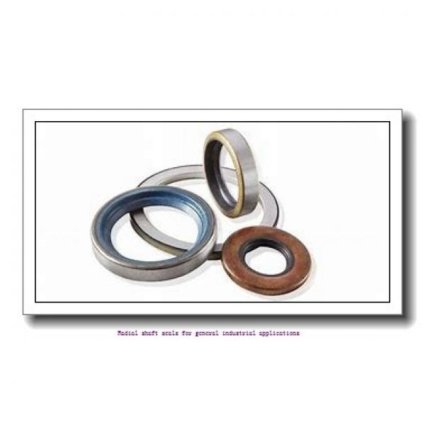 skf 110X145X12 CRW1 R Radial shaft seals for general industrial applications #1 image