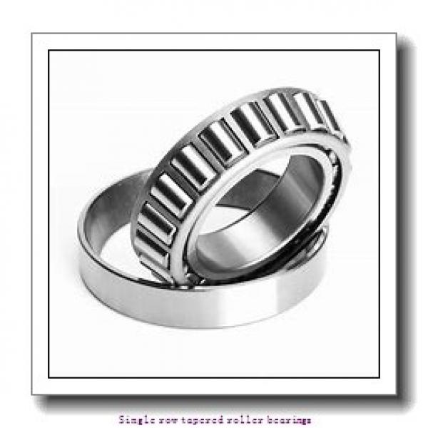 42,862 mm x 87,312 mm x 30,886 mm  NTN 4T-3579/3525 Single row tapered roller bearings #1 image