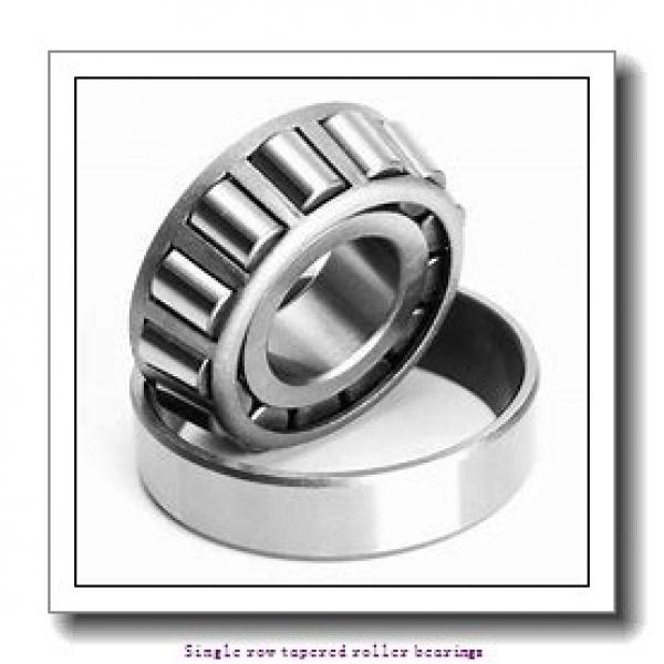 57,15 mm x 104,775 mm x 29,317 mm  NTN 4T-462A/453X Single row tapered roller bearings #1 image