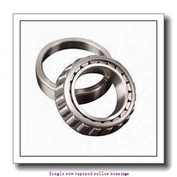 NTN 4T-387S Single row tapered roller bearings #2 image