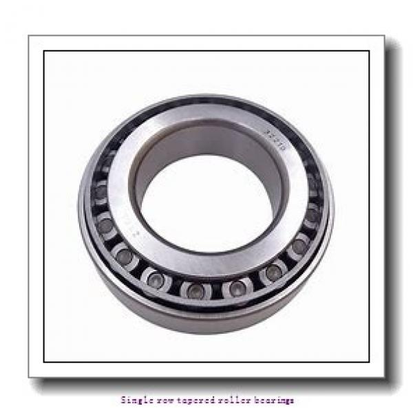 57,15 mm x 98,425 mm x 21,946 mm  NTN 4T-387A/382 Single row tapered roller bearings #2 image