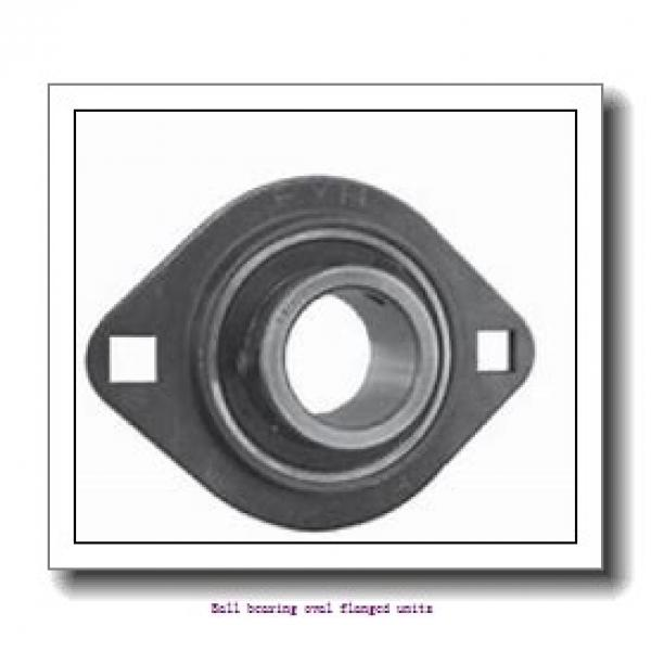 skf FYTB 20 TR Ball bearing oval flanged units #1 image
