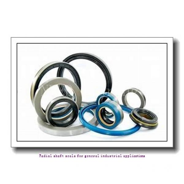 skf 25076 Radial shaft seals for general industrial applications #2 image
