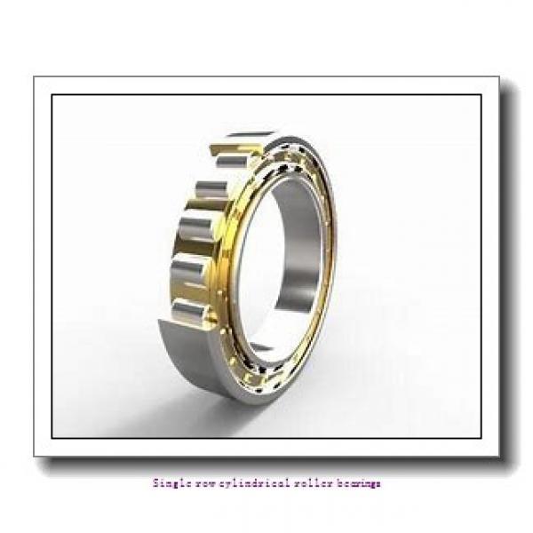 35 mm x 80 mm x 31 mm  NTN NUP2307ET2XU Single row cylindrical roller bearings #1 image