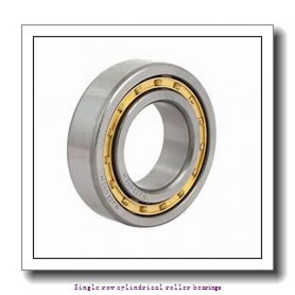 60 mm x 130 mm x 46 mm  NTN NUP2312EG1C3U Single row cylindrical roller bearings #2 image
