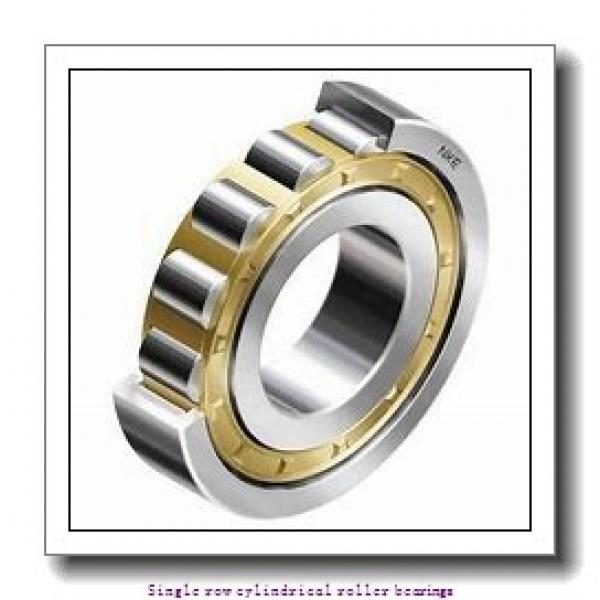 55 mm x 100 mm x 21 mm  NTN NUP211ET2XNRU Single row cylindrical roller bearings #1 image