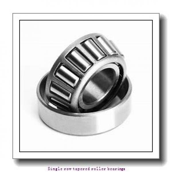 53,975 mm x 95,25 mm x 28,575 mm  NTN 4T-33895/33822 Single row tapered roller bearings #1 image