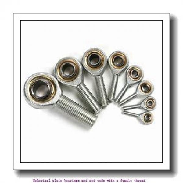 skf SIR 60 ES Spherical plain bearings and rod ends with a female thread #1 image