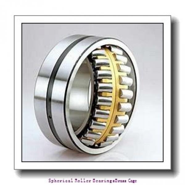 timken 24096YMBW33W45AC3 Spherical Roller Bearings/Brass Cage #2 image